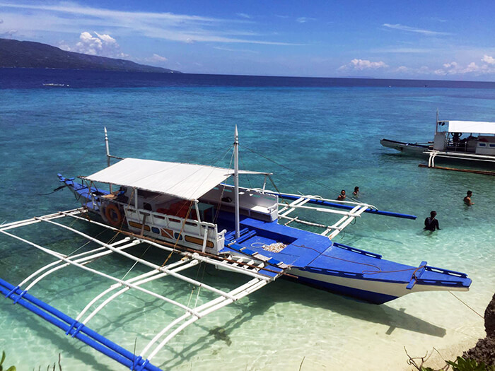 菲律賓,海岸,船