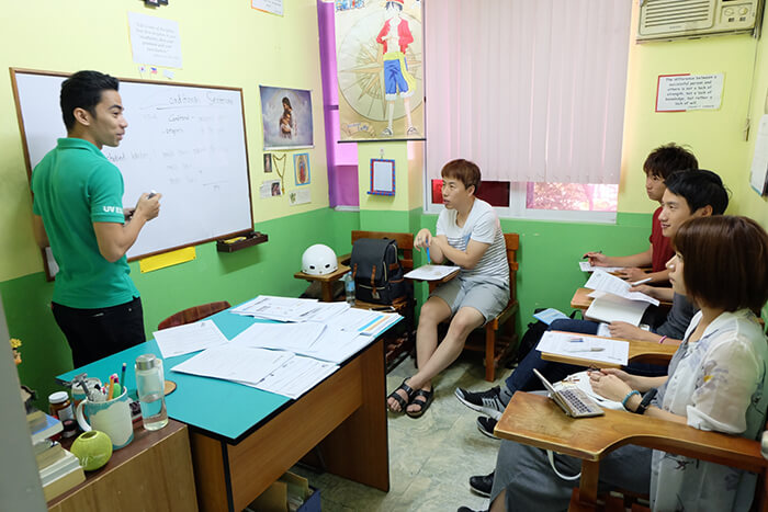 菲律賓遊學,團體課,多元交流,文化交流