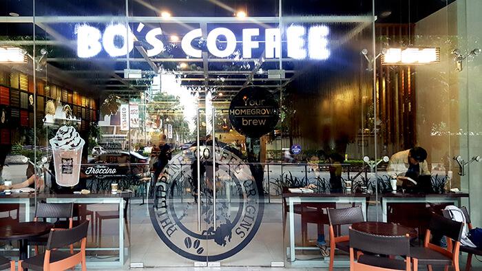 Bos Coffee | Boss -Cebu