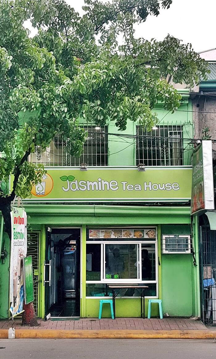 Jasmine Tea House-台灣珍珠奶茶店