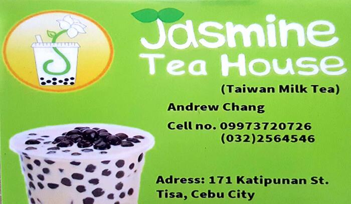 Jasmine-Tea-House電話 | 地址