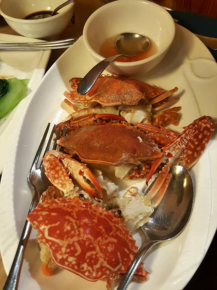 宿務螃蟹吃到飽