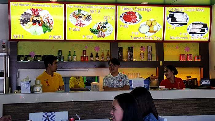 紅樓火鍋菜單價位,營業時間