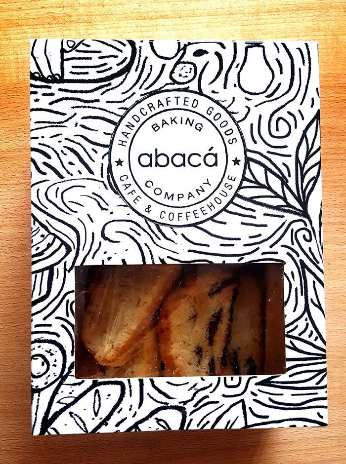 Abaca Company Baking 餅乾, Abaca麵包店