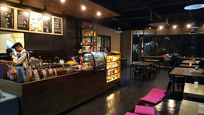 咖啡廳,甜點,點心,泡麵