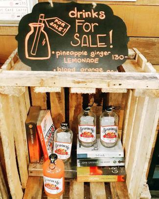 產品展示設計,不錯的飲料瓶設計