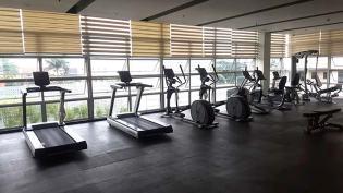 Alicia Apartelle 健身房