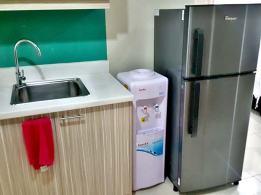 Alicia Apartelle 冰箱,飲水機,洗手台
