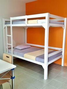 IDEA-Academia-CEBU, 住宿環境,雙人房