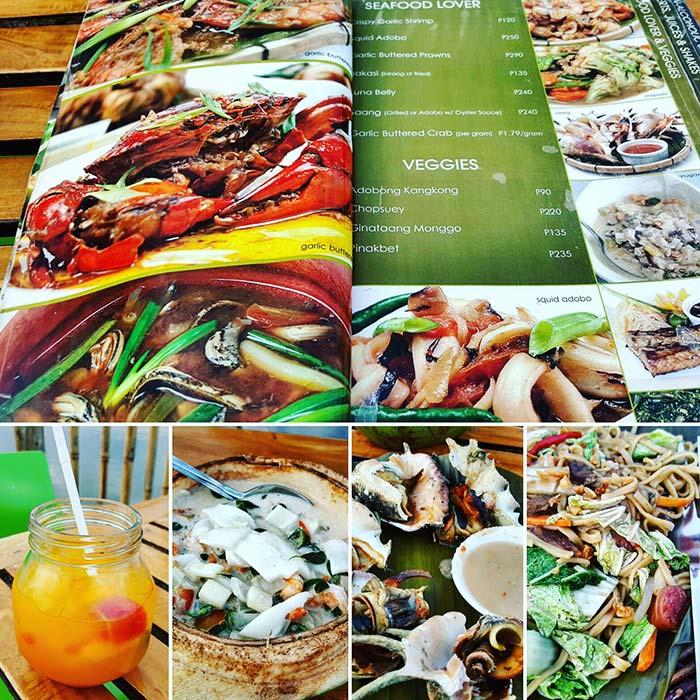 麥克坦島,Lantaw海景餐廳, 夜景餐廳推薦, 宿霧