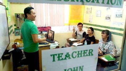 UV ESL Center - 小團體課教室