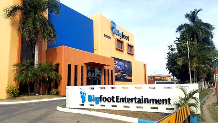 big foot- bigfoot Entertainment