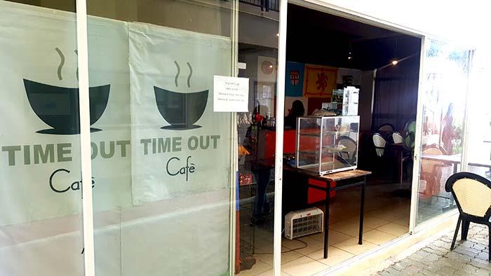 CLEI校內咖啡店