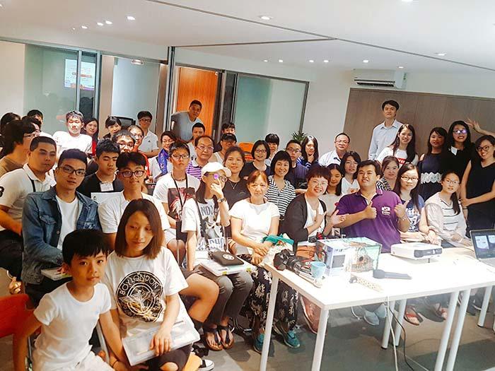 菲律賓遊學說明會, 分享會, 行前說明活動