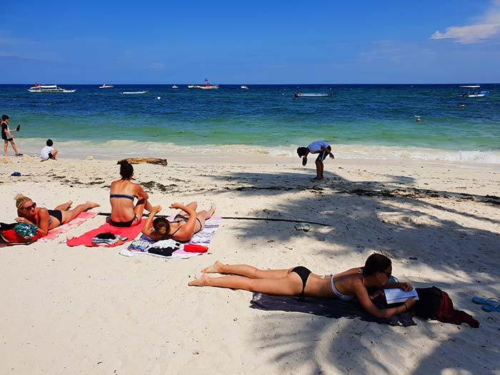 陽光,沙灘,海水, 比基尼,宿霧旅遊