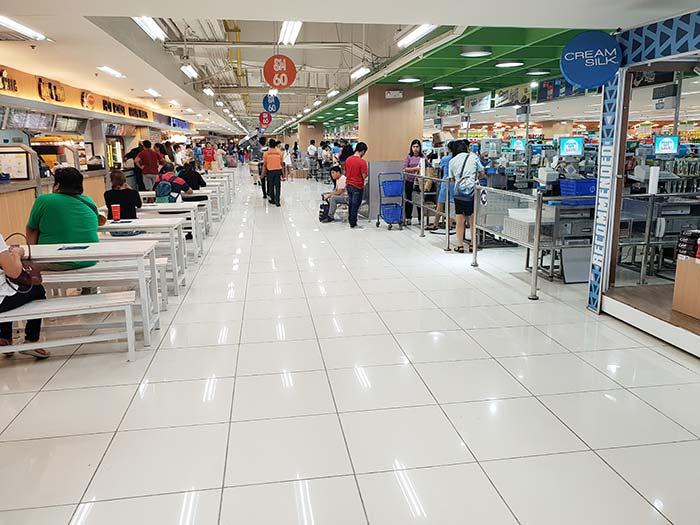 宿霧換匯, SM, Ayala, Mall