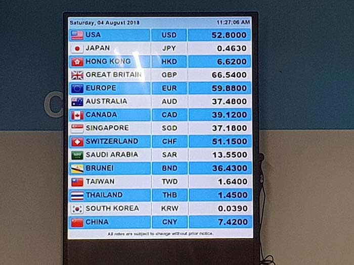 宿霧換匯心得, 海外換錢所, 如何在海外換錢, 宿霧, 菲律賓, cebu, philippines