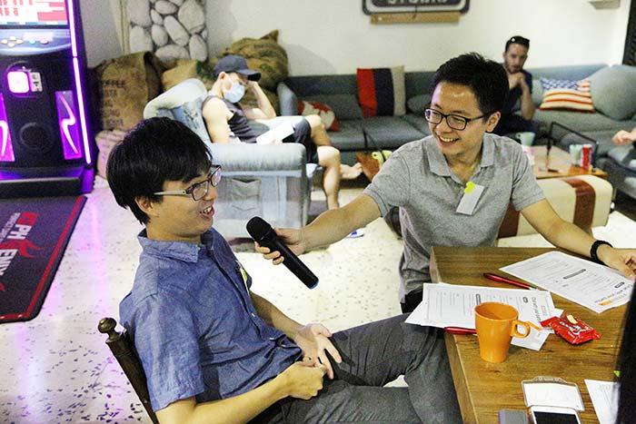 英文聊天對話, 英文會話練習, 常用英文對話