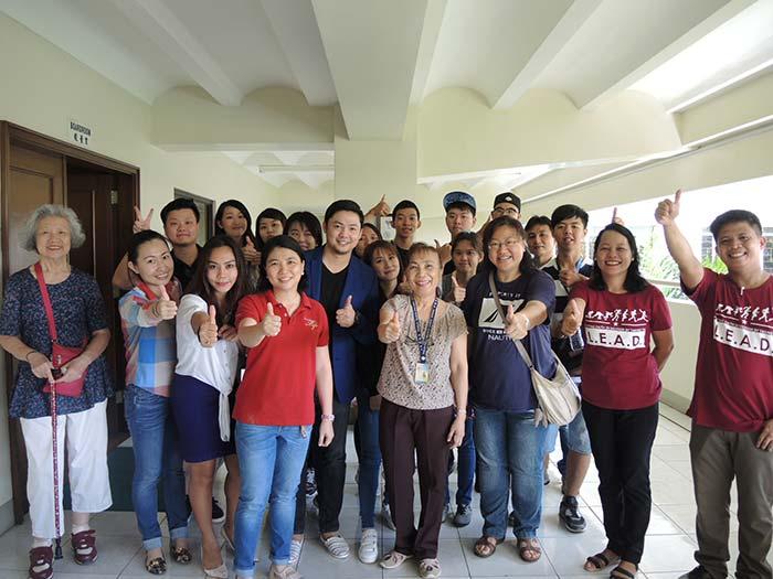 海外大學參訪行程, 語言學校參觀