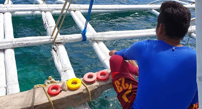 KKday宿霧海釣行程