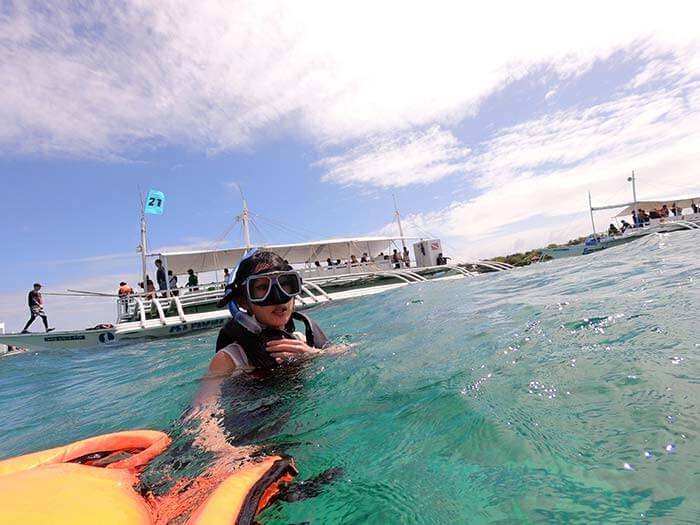 〖宿霧跳島kkday體驗〗奧蘭哥島(Olango Island)浮潛海釣趣