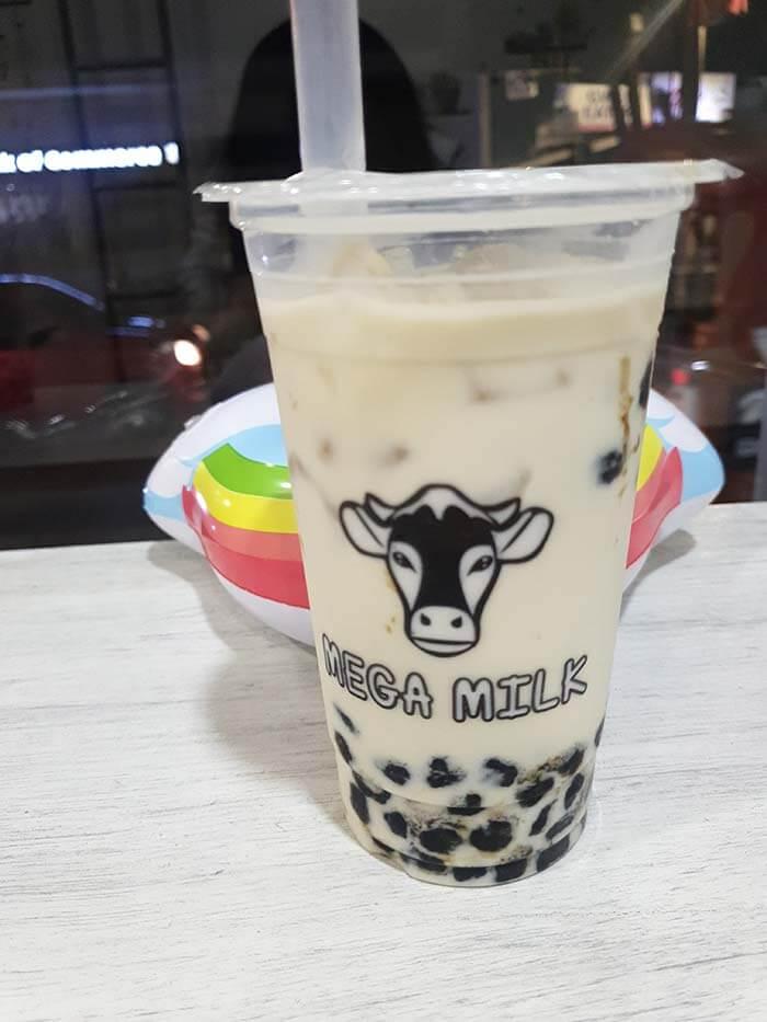 宿霧市區好喝珍奶, 手搖飲料, 奶茶