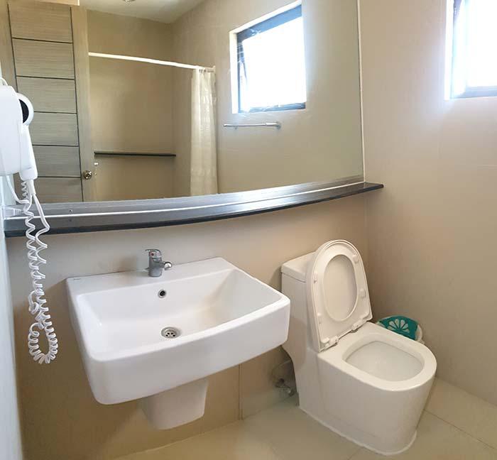 EV住宿環境, 廁所, 洗手間, 吹風機, 飯店式經營