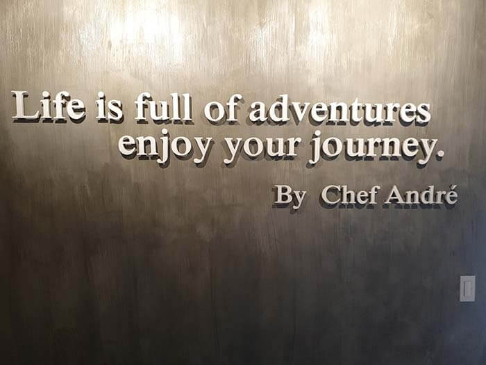 Life is full of adventures enjoy your journey.