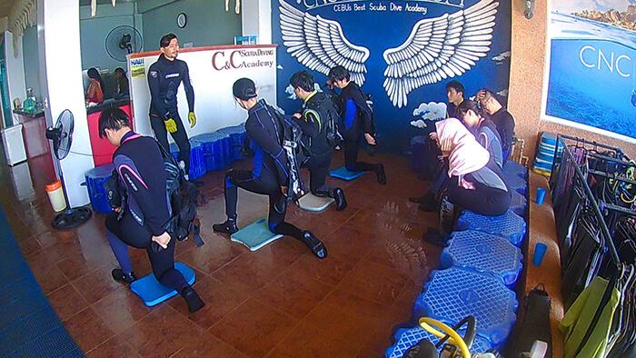 宿霧潛水課程, CEBU學潛水, 宿霧潛水證照