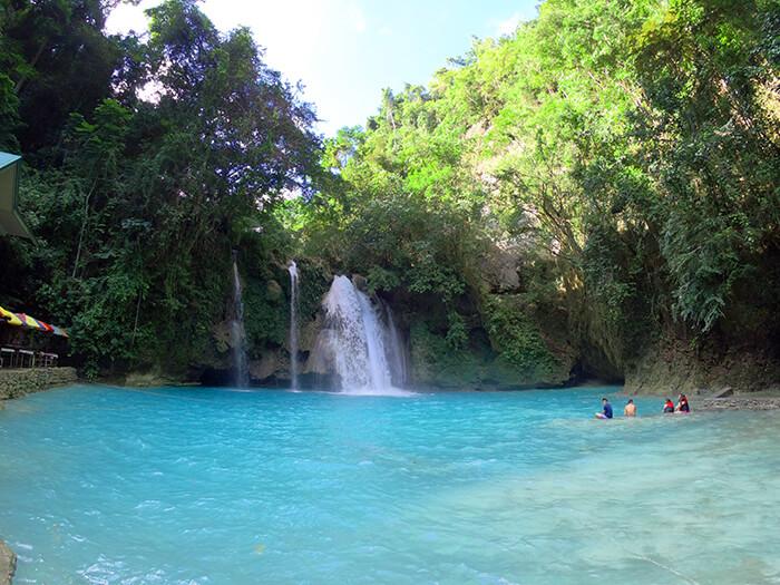 Kawasan Falls, 嘉華山瀑布, 宿霧瀑布, 宿霧旅遊景點